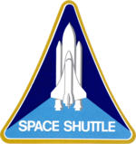 Space Shuttle Patch.