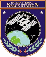 ISS Patch.
