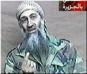 bin Laden video.