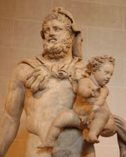 Greek mythology: Herakles.