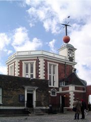 Royal Observatory Greenwich.