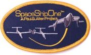 SpaceShipOne's patch.