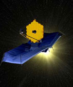 James Webb Telescope.