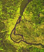 Wetlands from Space.