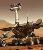 NASA's Spirit rover.