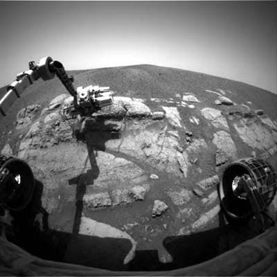 Opportunity Rover.