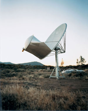 SETI Allen telescope Array.
