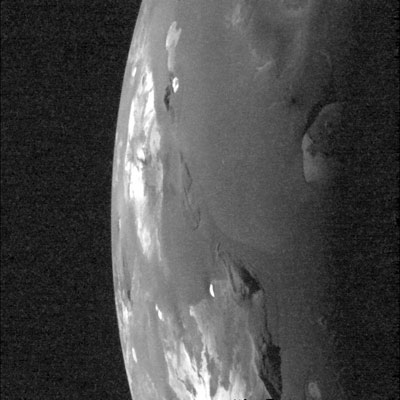 Io Jupiter's moons.