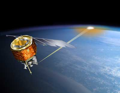 Earth Observation Satellite.