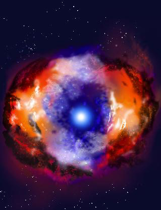 black hole or neutron star.