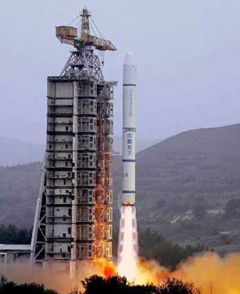 China Launches Double Star.