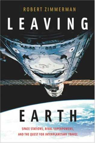 Leaving Earth.
