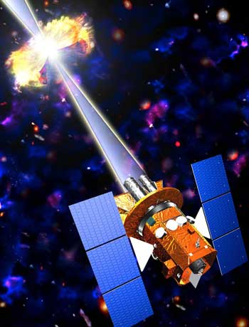 Swift is capable of observing gamma-ray bursts.