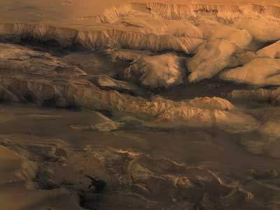 Valles Marineris.