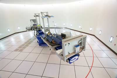 Centrifuge to withstand gravity.