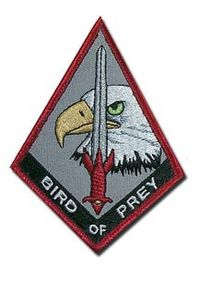 Bird of Prey project patch.