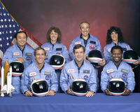 Space Shuttle Challenger.