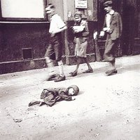 Holocaust Warsaw Ghetto.