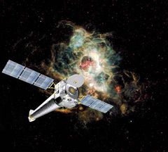 Chandra X-ray Observatory.