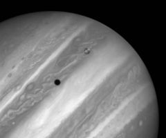 Jupiter moon Io.