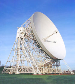 Lovell Telescope.