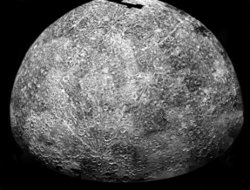 Mercury by Mariner 10 spacecraft.