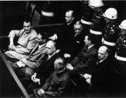 Nuremberg Trials.