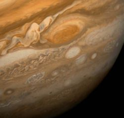 Jupiter Great Red Spot.