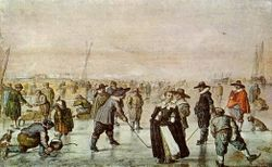 Ice Hendrick Avercamp.