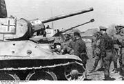 Das Reich captured enough T-34s to form the III/Battalion SS Panzer Regiment 2.