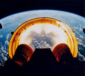 Apollo 6 NASA.
