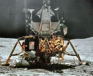 Apollo Lunar Module.