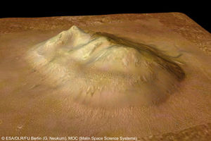 Cydonia face of Mars.