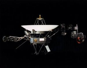 Voyager 2 Spacecraft.