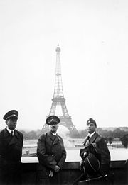 German-occupied Paris.
