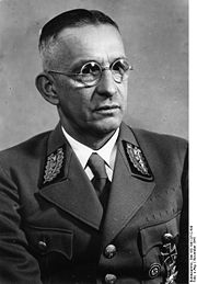 Dr. Alfred Meyer was a Nazi official.