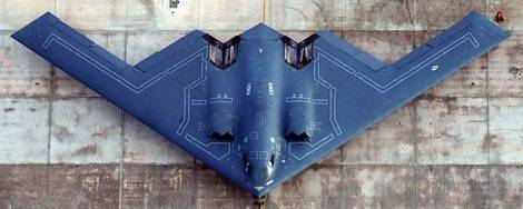 The B-2.