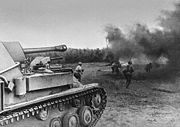 Battle of Kursk.