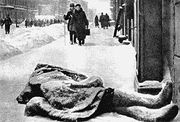 Siege of Leningrad.