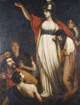 Boudica in England.