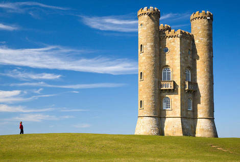 The Broadway Tower.