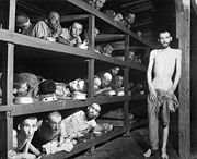 Buchenwald concentration camp.