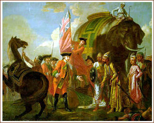 Battle of Plassey.