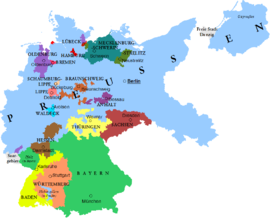 States of Germany.