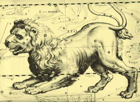 constellation of Leo.