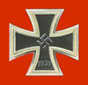 Iron Cross First Class.