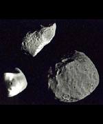 Near Earth asteroids have already been found.