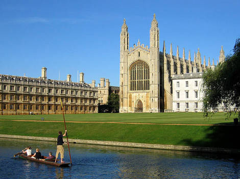 King's College, University of Cambridge.