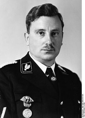 Emil Maurice was an early member of the Nazi Party.