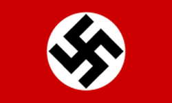 The flag of the NSDAP.